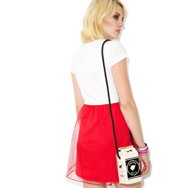 I Am Surprised Hello Kitty Dress