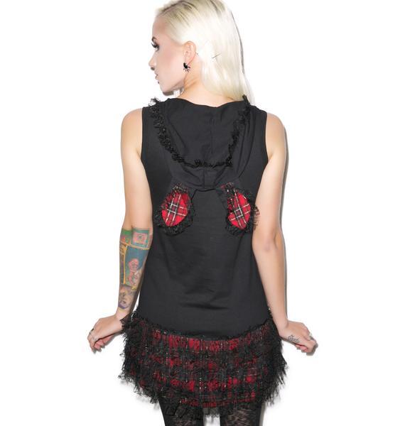 Hexed Skull Dress