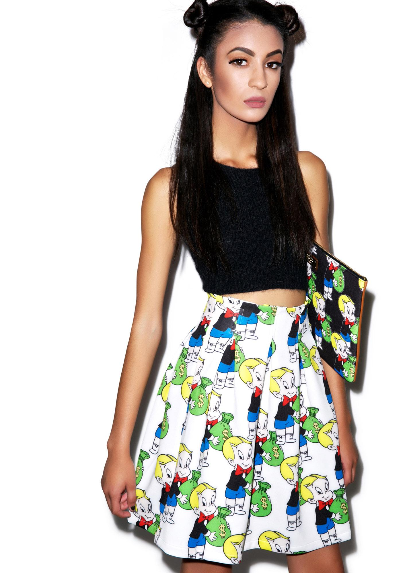 Joyrich Richie Rich Skirt