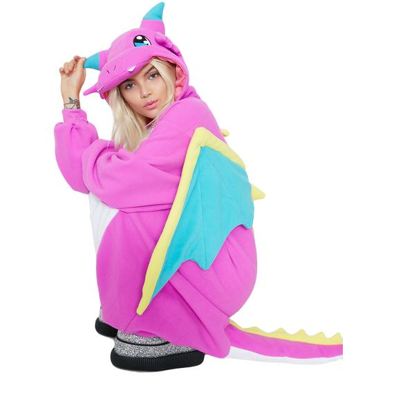 Sazac Pink Dragon