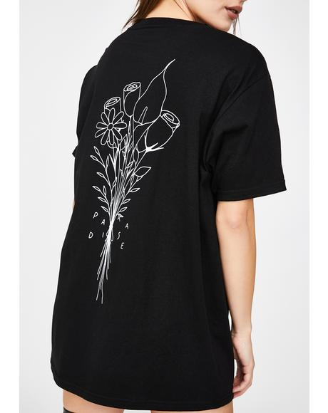 Bouquet Graphic Tee
