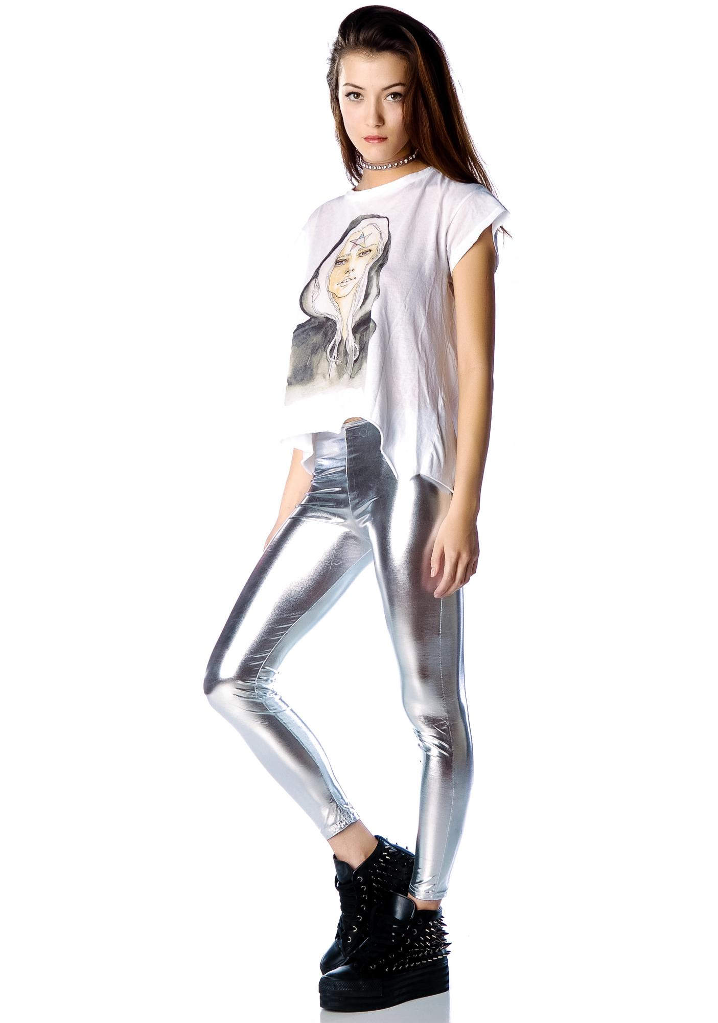 Metal Militia Leggings