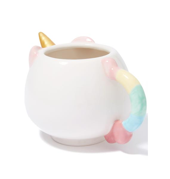 Magic Prance Unicorn Mug