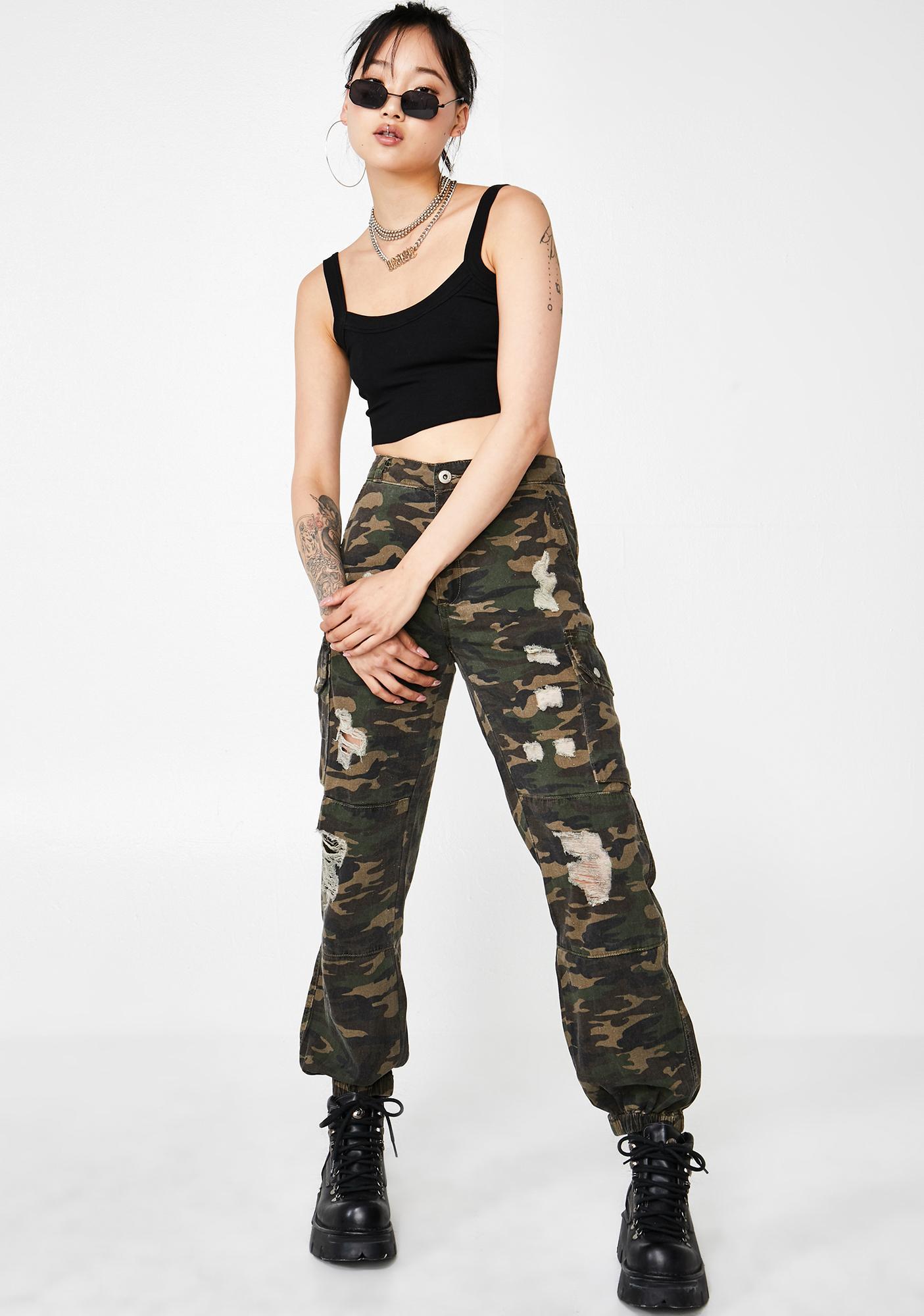 Lead Cadet Cargo Pants