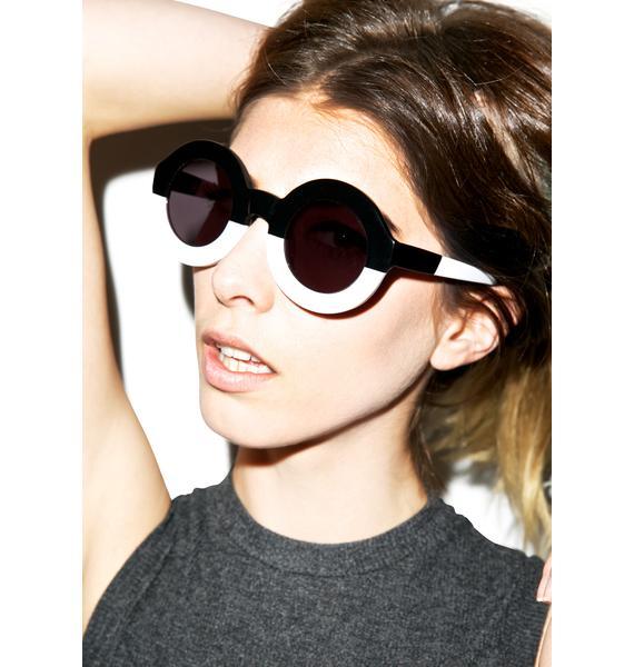Wildfox Couture Twiggy Sunglasses