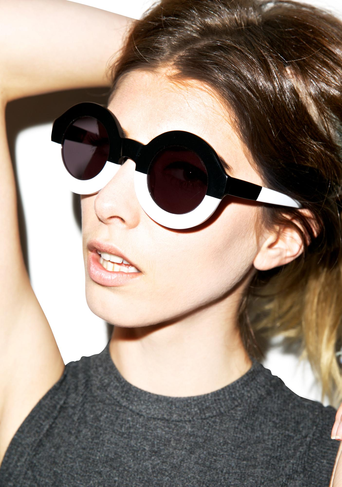 d9ba376adc3 Wildfox Couture Twiggy Sunglasses