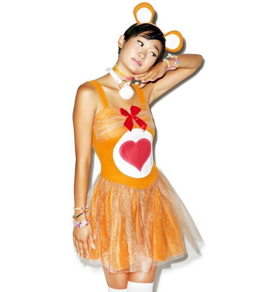 Tender Heart Bear Costume