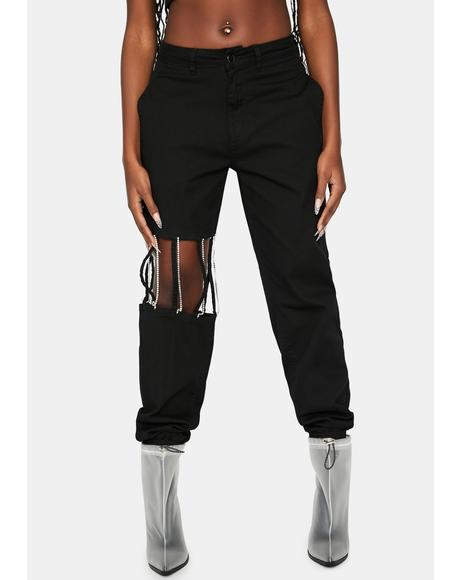 Tell Me Why Cargo Pants