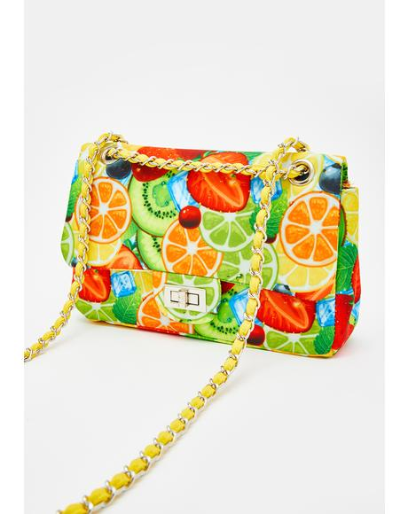 Tutti Fruity Crossbody Bag
