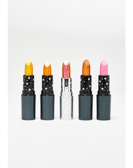 Starlett Queen B Glitter Lipstick