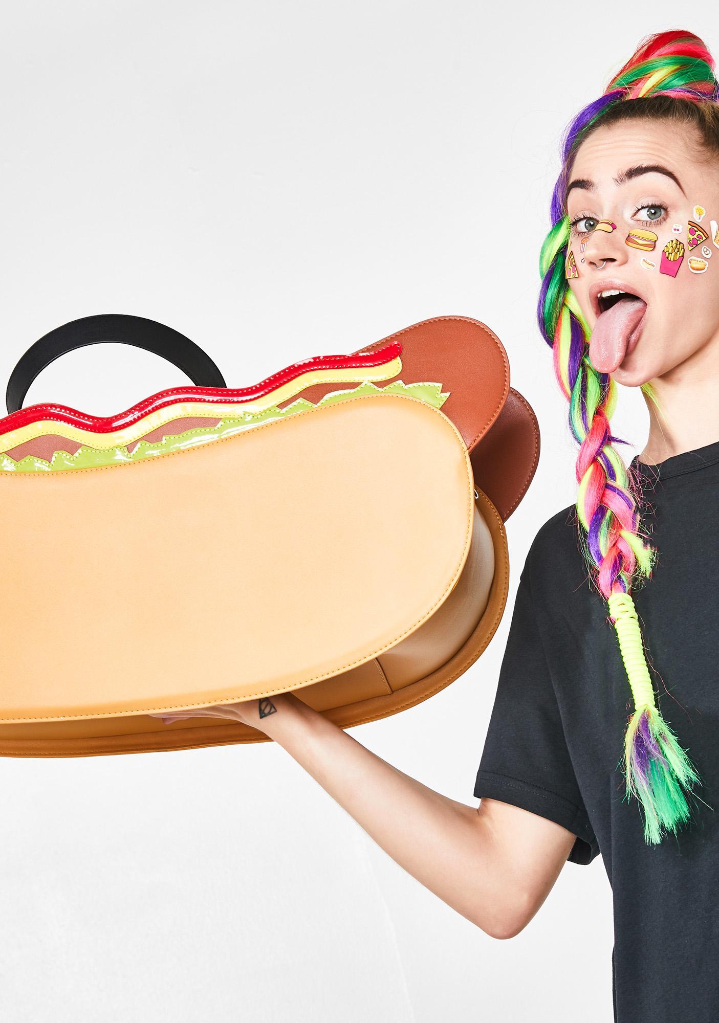 Current Mood Jumbo Wiener Weekender