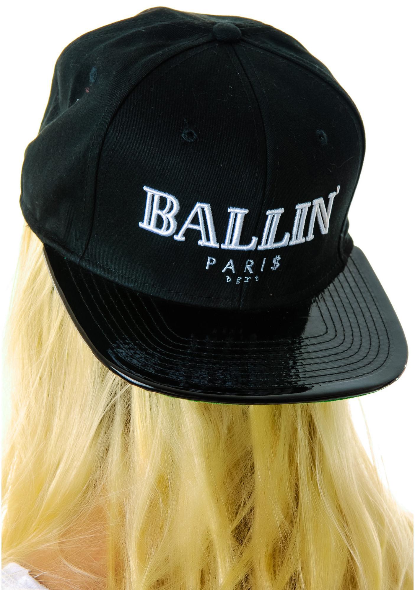 Ballin Snapback