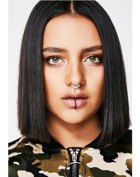 Nose Candy Septum Ring