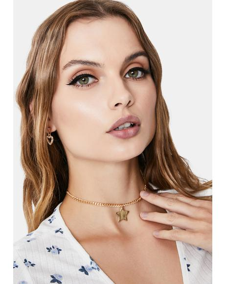 Unlimited Wishes Star Choker