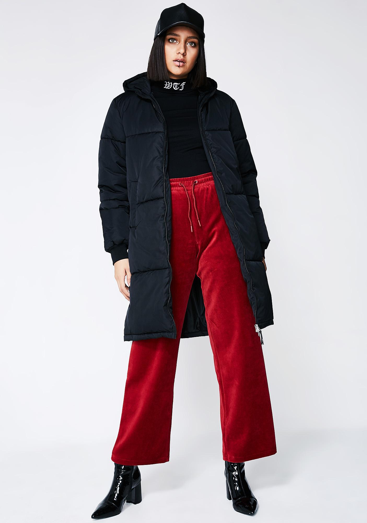 Fila Grace Puffer Jacket
