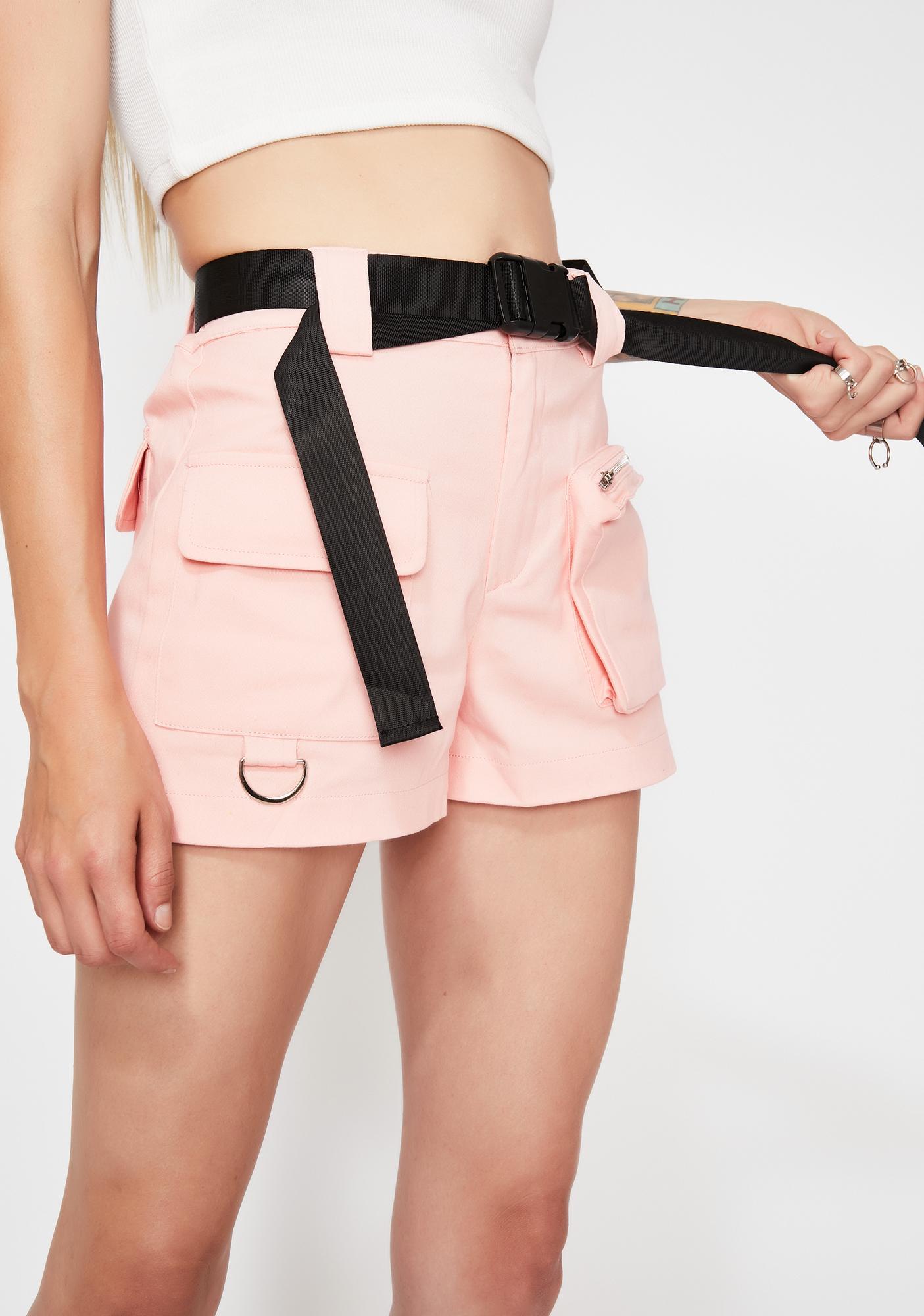 Sweet Survival Mode Cargo Shorts