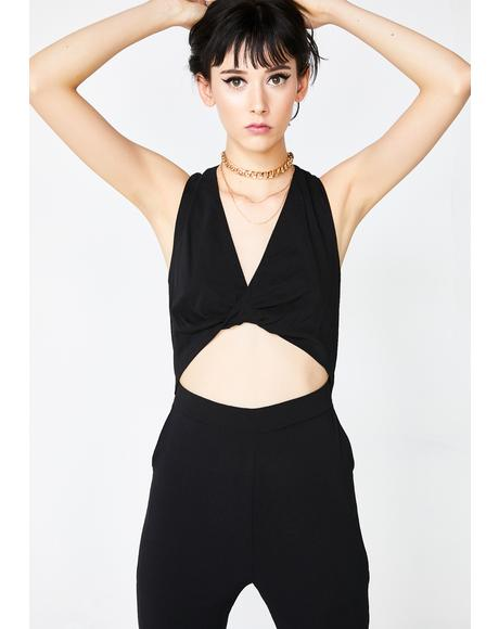 Greaser Gang Cut Out Jumpsuit