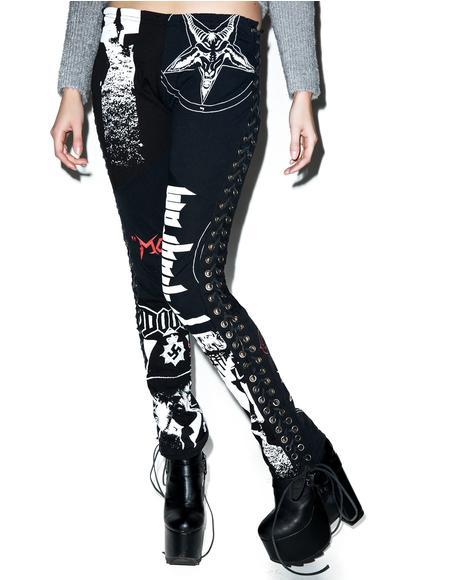 Heavy Metal Leggings