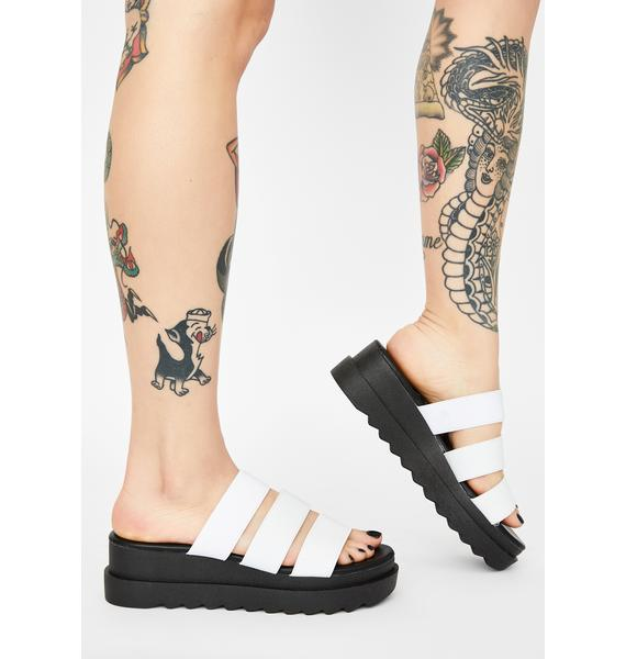 It's A Deal Slide Sandals