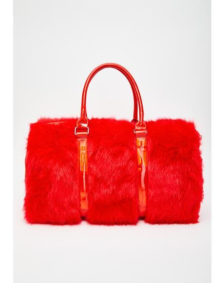 Cupid's Fool Shagadelic Weekender Bag