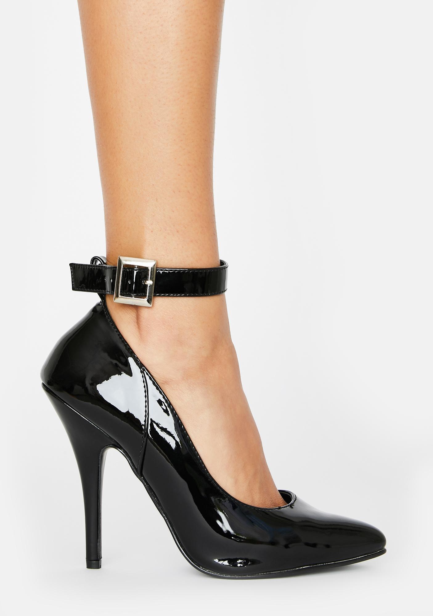 Pleaser Paid To Seduce Stiletto Heels