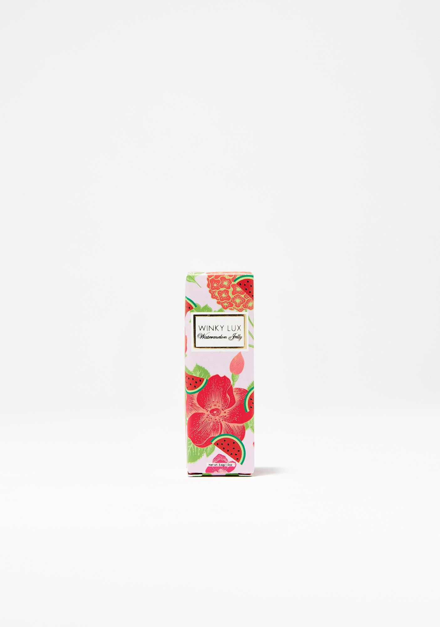 Winky Lux Watermelon Jelly pH Lip Balm