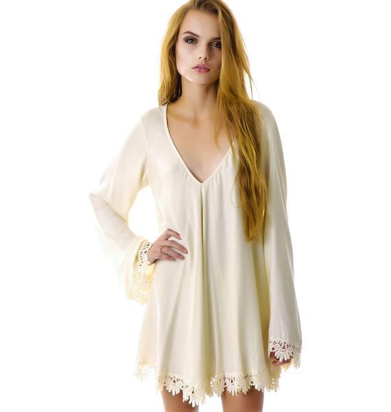 For Love & Lemons Angelic Dress