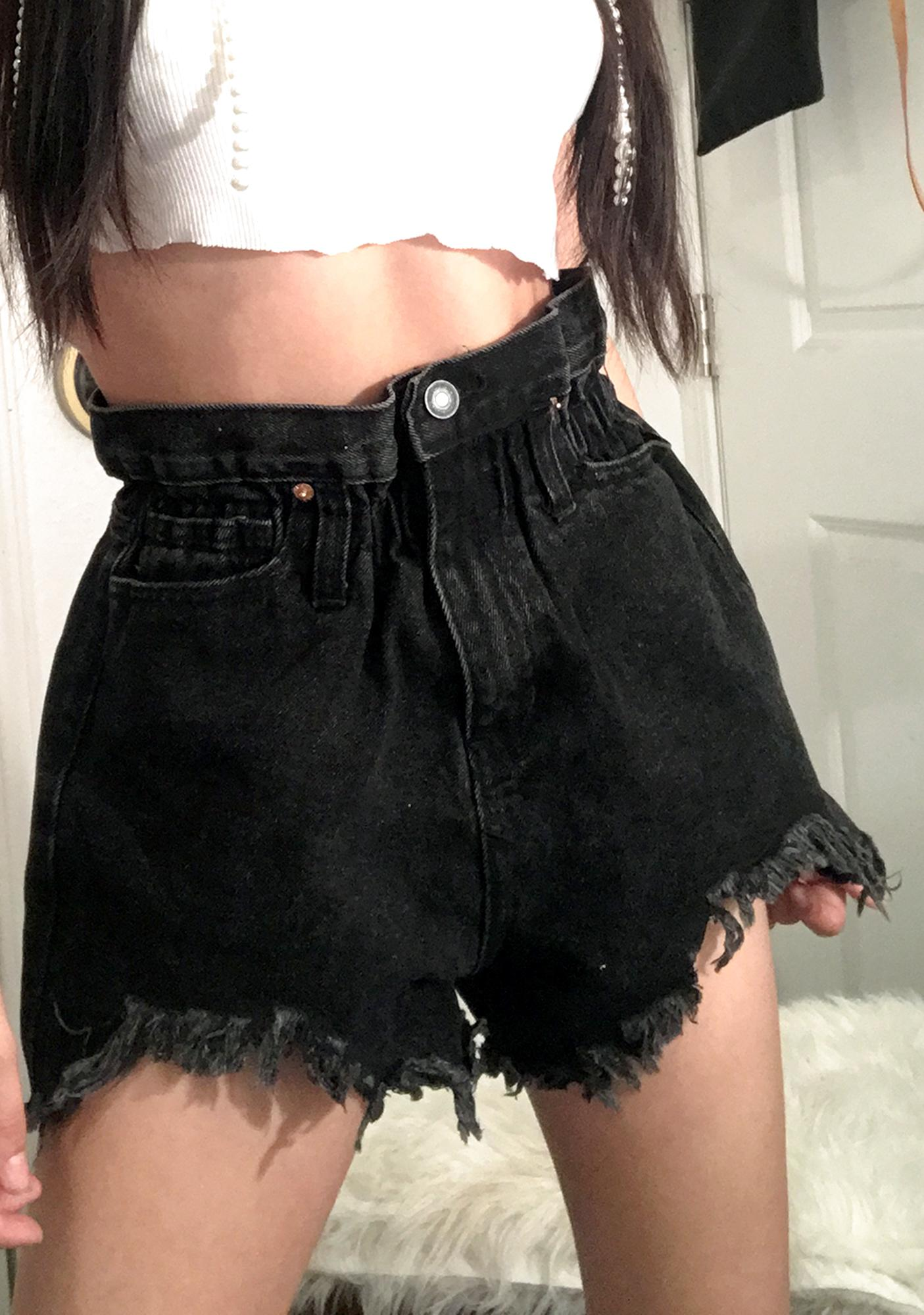 Come On Over Denim Shorts