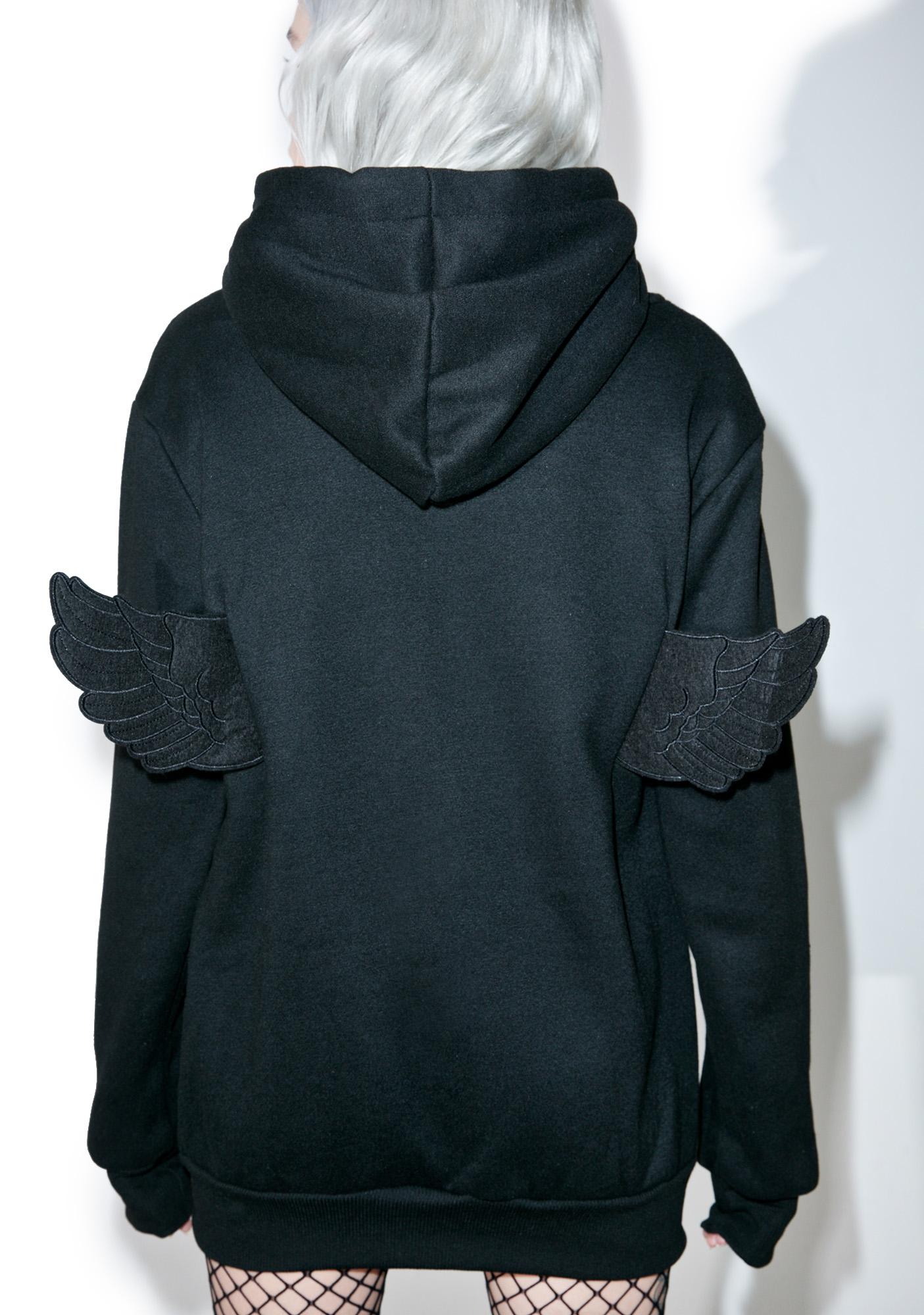Angel Wings Hoodie