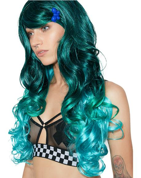 Sea You Later Ombre Wig