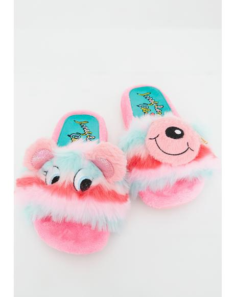 Miss Baby Bear Slides
