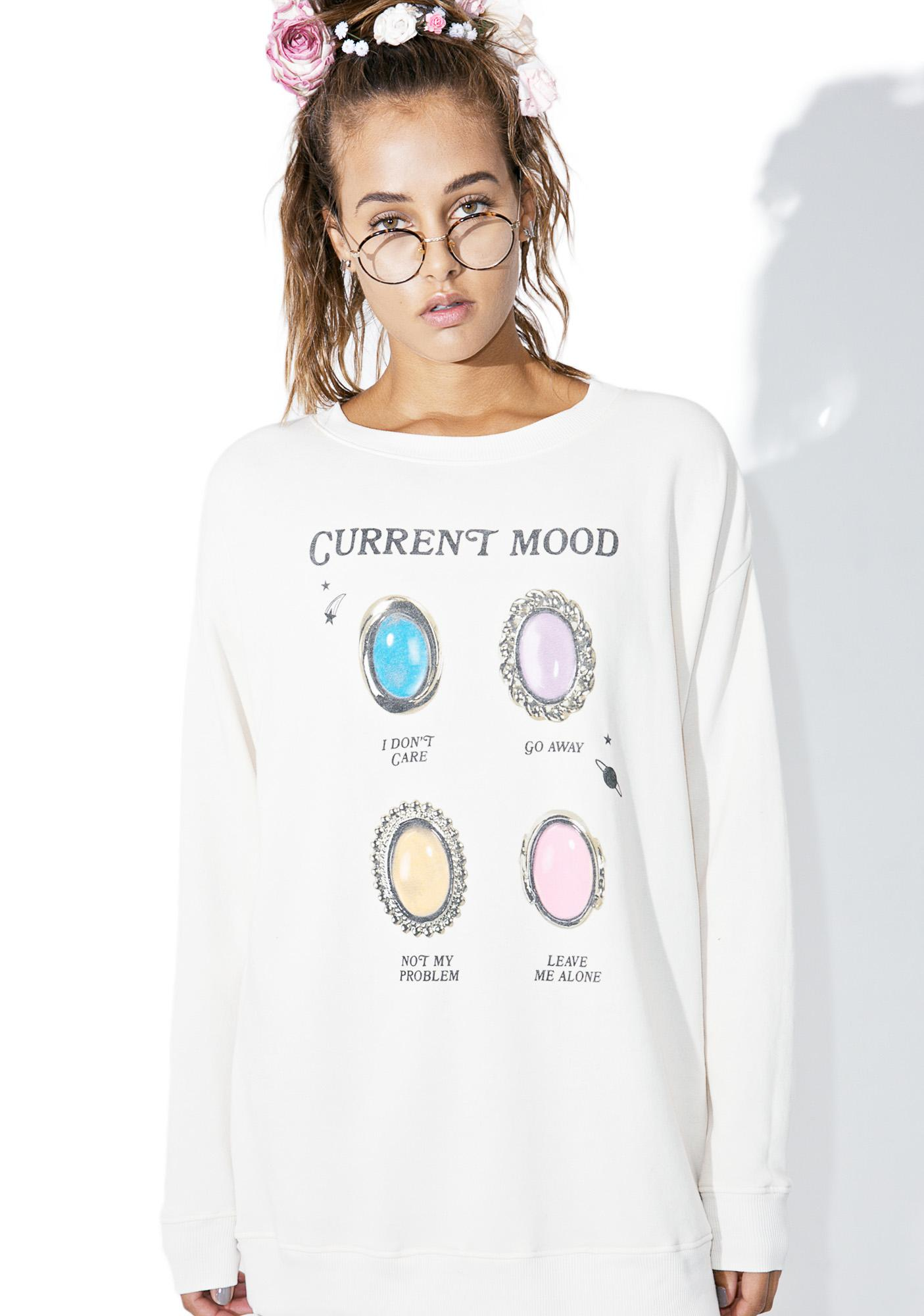 Wildfox Couture Current Mood Roadtrip Sweater