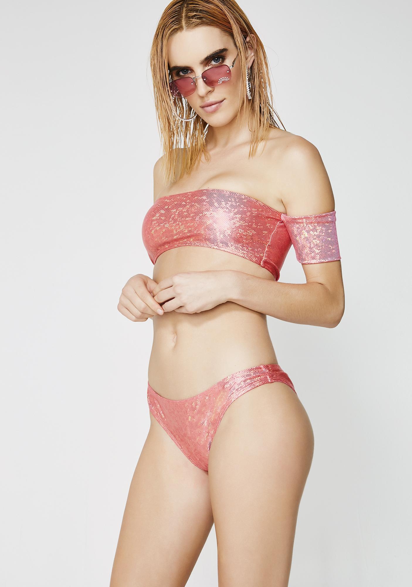 New Galaxy Bikini Top