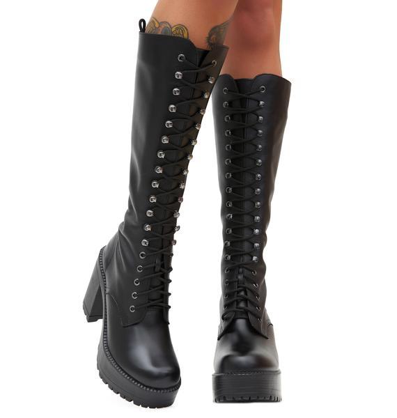 ROC Boots Lash Boots