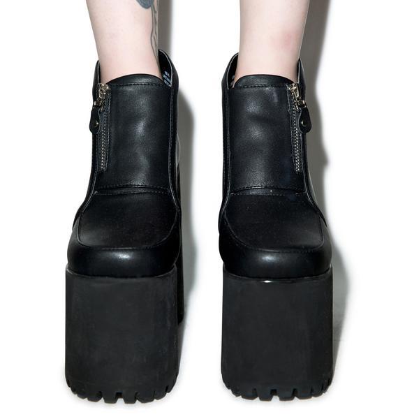 Current Mood Hacker Boots