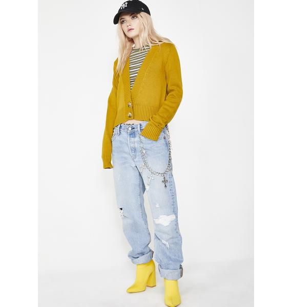 High Hopes Knit Cardigan