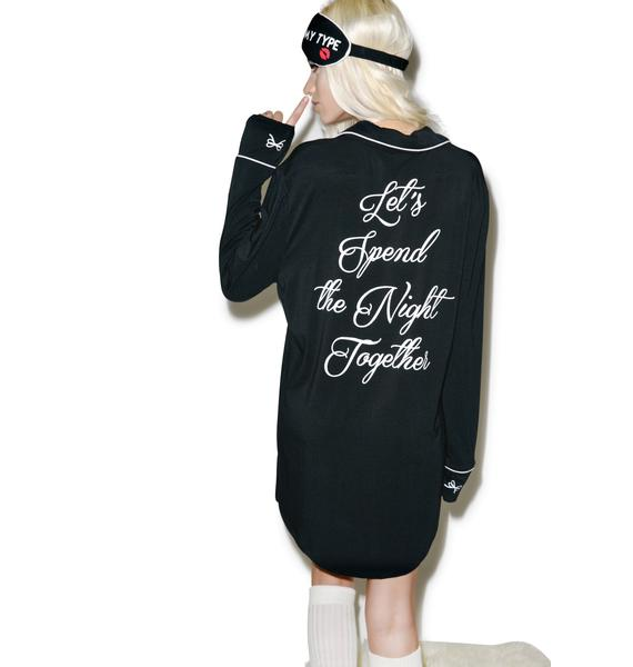 Wildfox Couture Sweet Dreams Sleepshirt