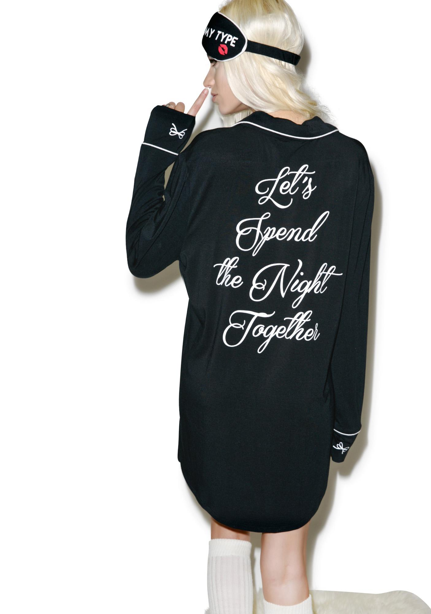 Wildfox Couture Sweet Dreams Sleepshirt