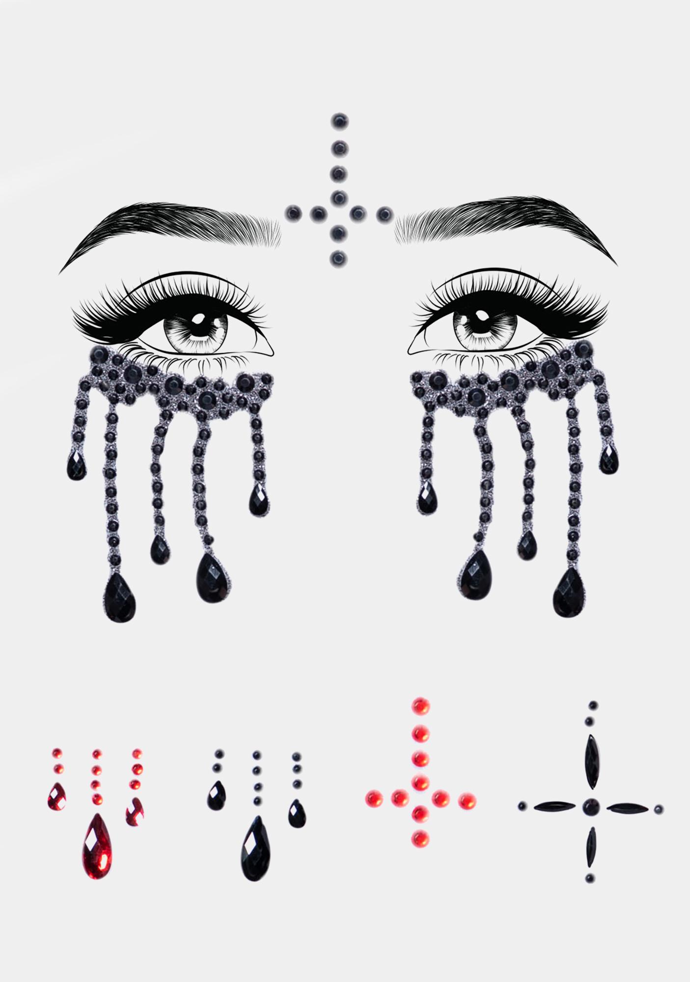 Possessed Beauty Face Jewels