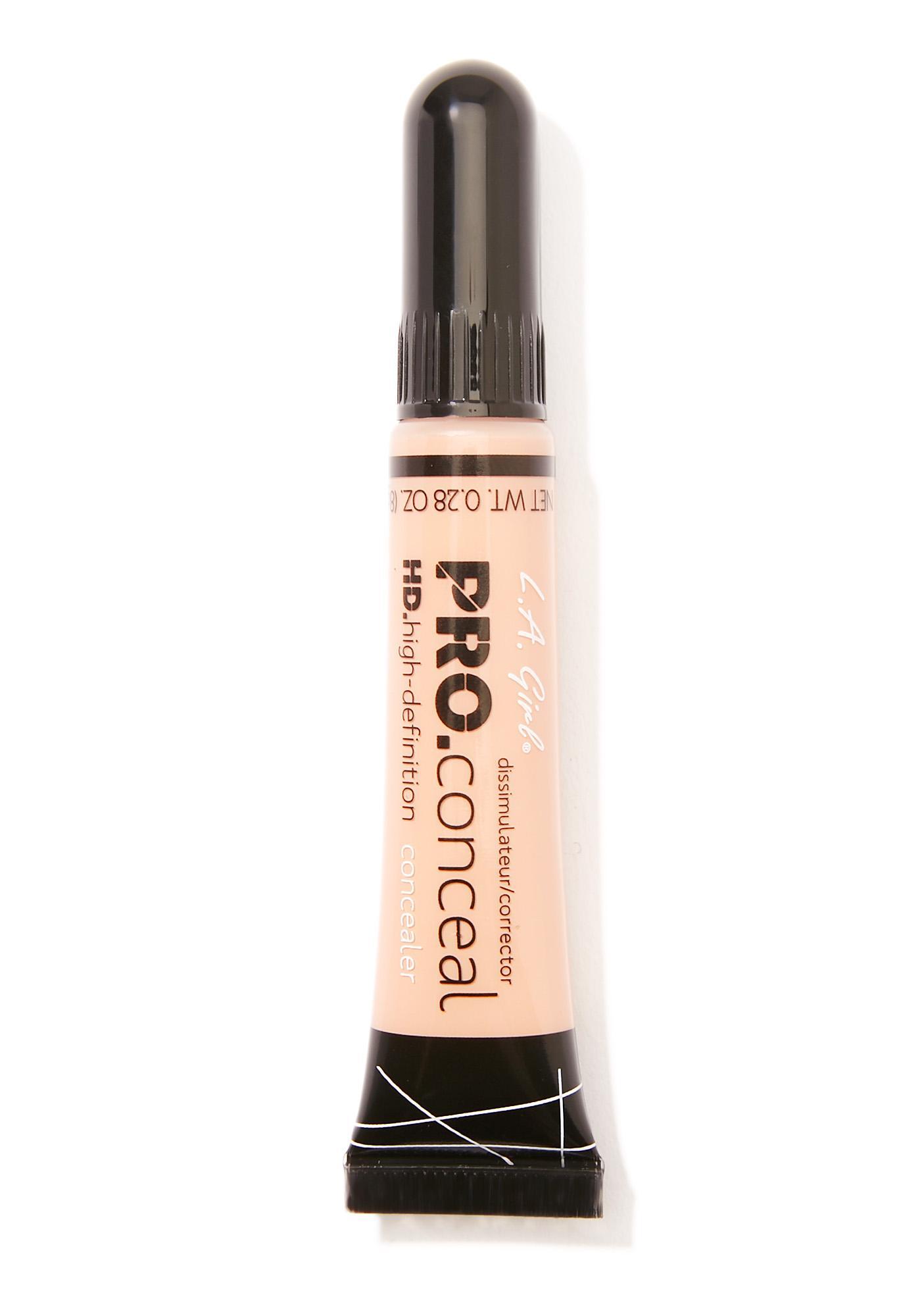 LA Girl HD Pro Peach Corrector Concealer