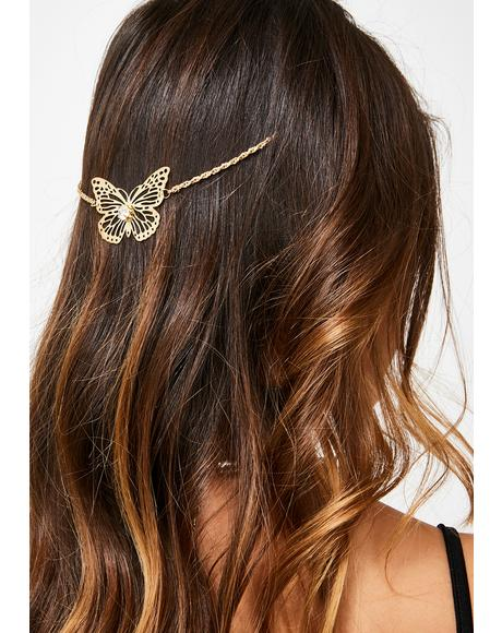 Fairy Tale Fairies Hair Piece