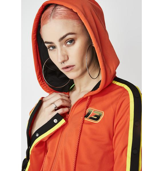 PUMA FENTY PUMA By Rihanna Fitted Tearaway Track Jacket