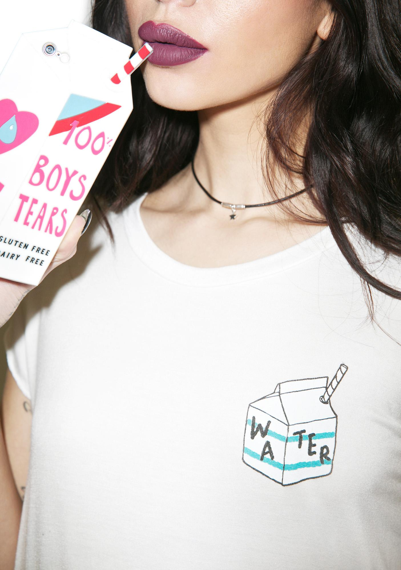 Boxed Water Tee