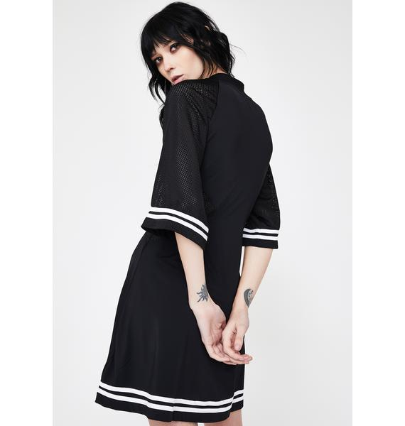 Disturbia 666 Jersey Dress