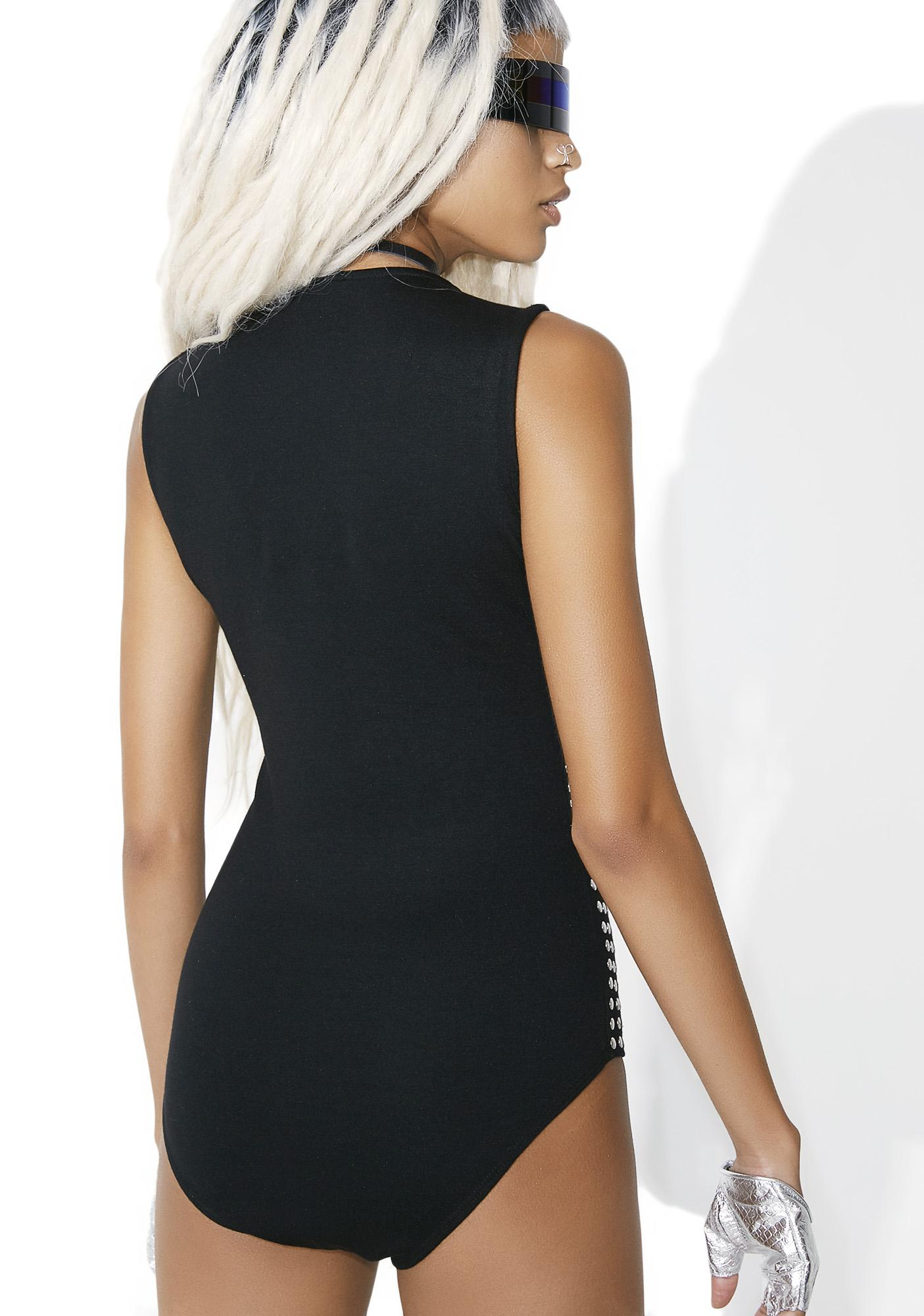 Furiosa Studded Bodysuit