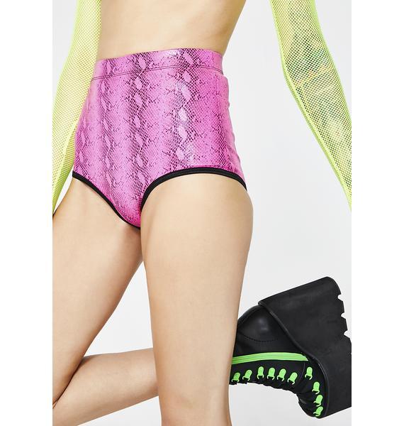 Club Exx Sweet Mesmerized Vibe Hot Pants