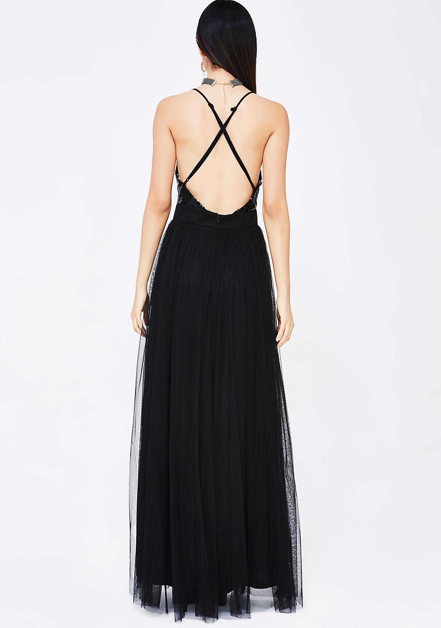 Stay Stunnin' Sequin Dress