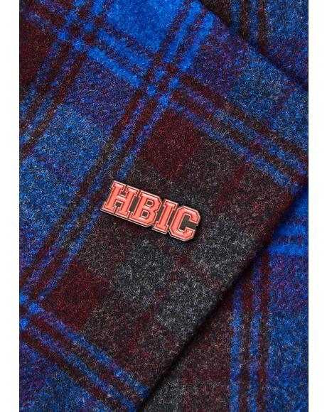 HBIC Enamel Pin
