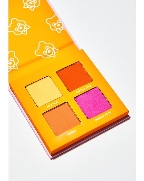 Fresh Squeezed Plushies Sheer Pigment