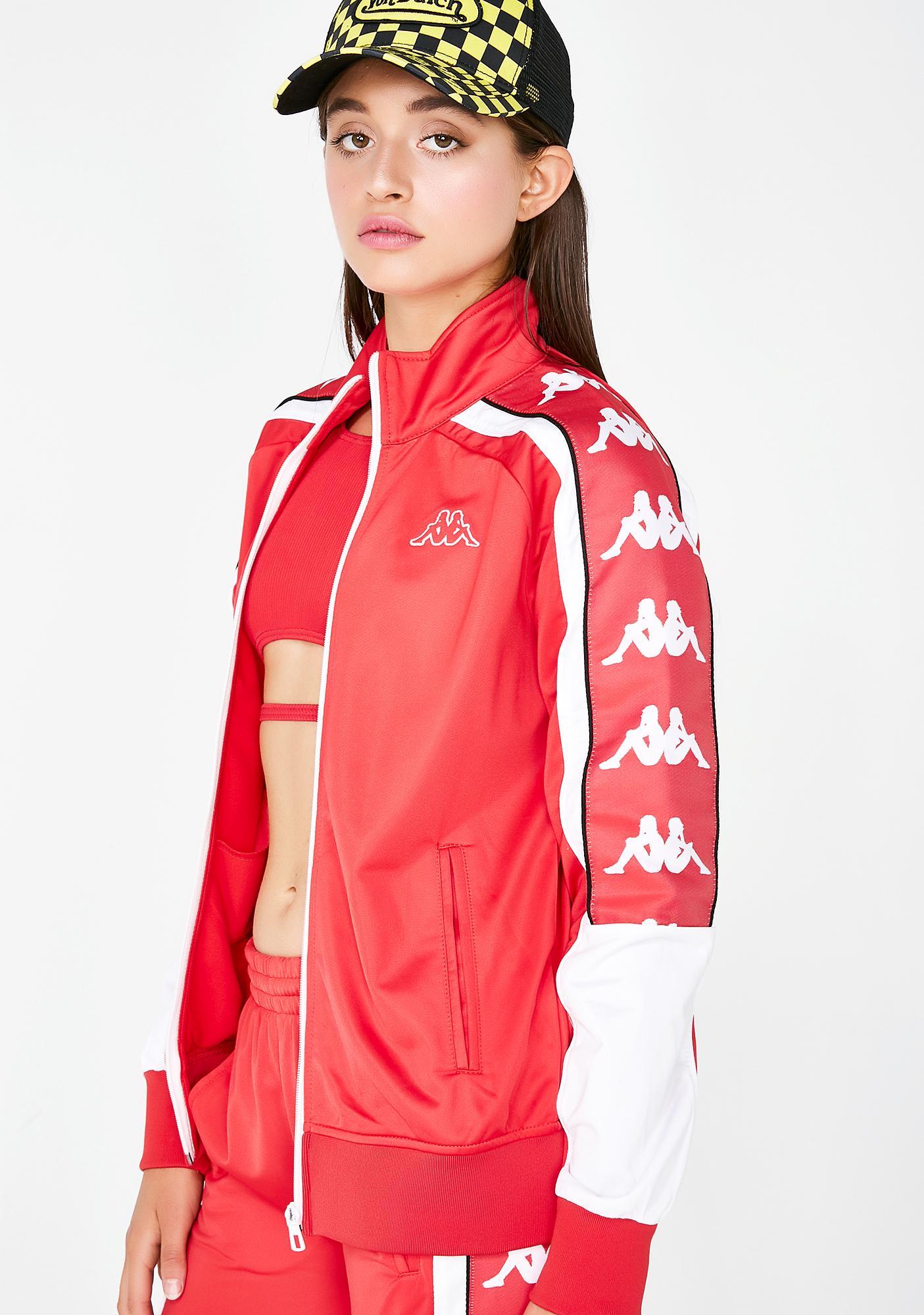 Kappa 222 Banda 10 Anay Jacket